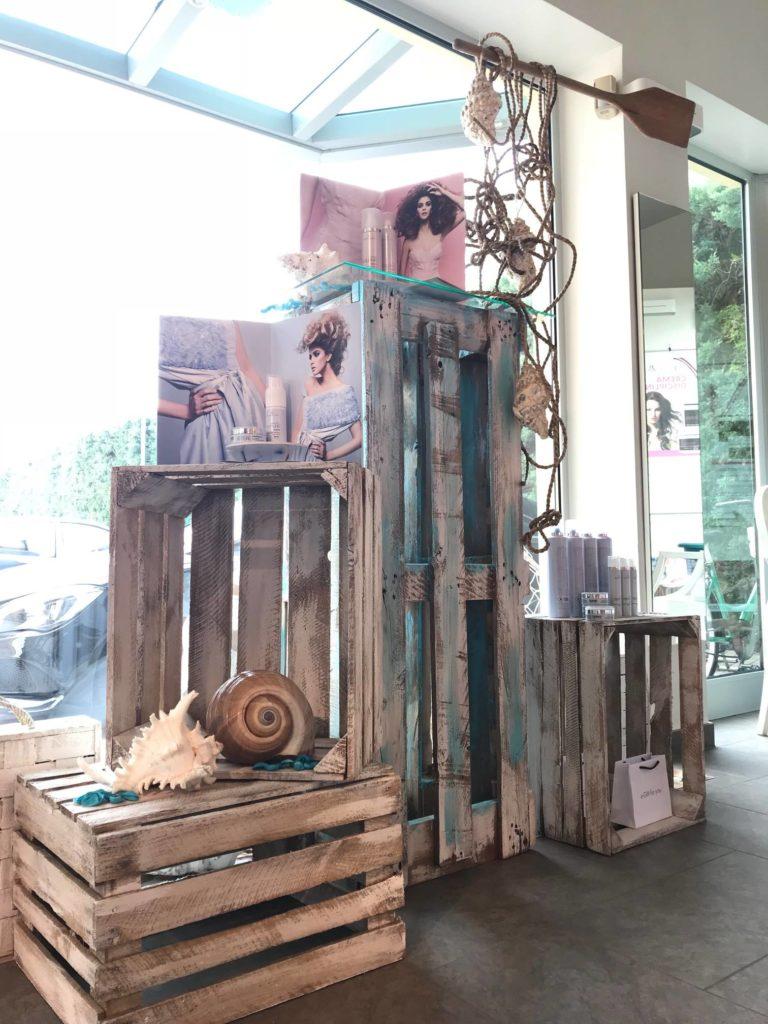 Contatti Inspiration Atelier Ricci e Capricci | Salone di Bellezza